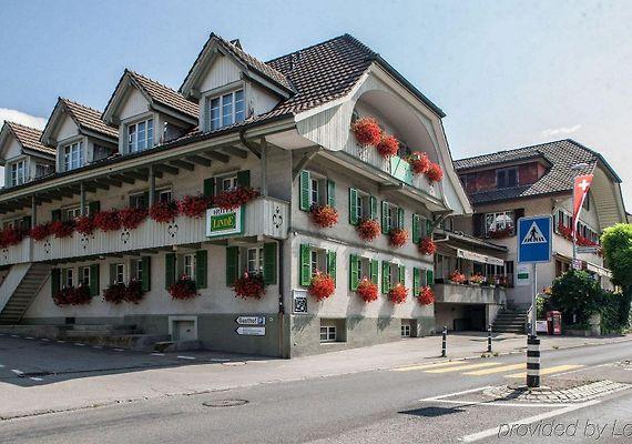 HOTEL LINDE STETTLEN BERN